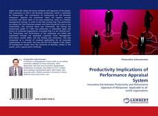 Bookcover of Productivity Implications of Performance Appraisal System