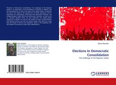 Bookcover of Elections In Democratic Consolidation