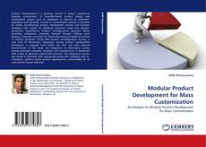 Buchcover von Modular Product Development for Mass Customization