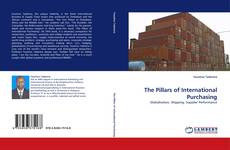 Bookcover of The Pillars of International Purchasing