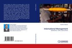 Обложка International Management