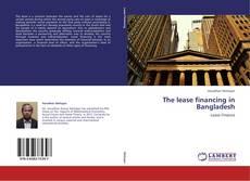 Borítókép a  The lease financing in Bangladesh - hoz