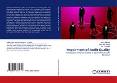 Capa do livro de Impairment of Audit Quality