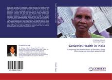 Borítókép a  Geriatrics Health in India - hoz
