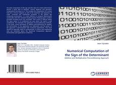 Bookcover of Numerical Computation of the Sign of the Determinant