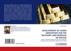 Borítókép a  DEVELOPMENT OF LIGNIN DERIVATIVES FOR THE RECOVERY AND REMOVAL OF METALS - hoz