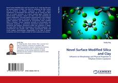 Couverture de Novel Surface Modified Silica and Clay