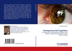 Bookcover of Entrepreneurial Cognition