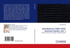 Bookcover of Emil Bisttram (1895-1976): American Painter, Vol. 1