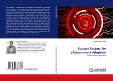 Bookcover of Success Factors for eGovernment Adoption