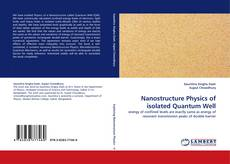 Buchcover von Nanostructure Physics of isolated Quantum Well