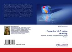 Bookcover of Expansion of Creative Thinking