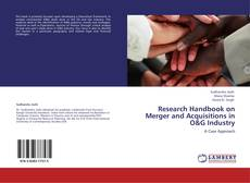 Portada del libro de Research Handbook on Merger and Acquisitions in O&G Industry
