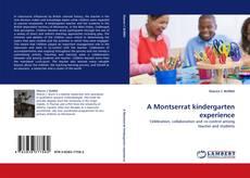 Обложка A Montserrat kindergarten experience