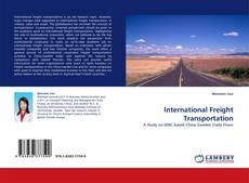 International Freight Transportation kitap kapağı