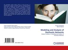 Bookcover of Modeling and Analysis of Stochastic Networks