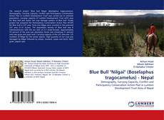 "Bookcover of Blue Bull ""Nilgai"" (Boselaphus tragocamelus) - Nepal"