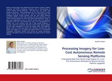 Capa do livro de Processing Imagery for Low-Cost Autonomous Remote Sensing Platforms