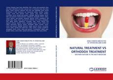 Buchcover von NATURAL TREATMENT VS ORTHODOX TREATMENT