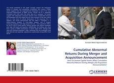 Bookcover of Cumulative Abnormal Returns During Merger and Acquisition Announcement