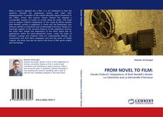 Capa do livro de FROM NOVEL TO FILM: