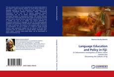 Bookcover of Language Education and Policy in Fiji: