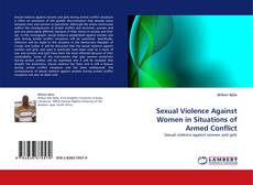 Bookcover of Sexual Violence Against Women in Situations of Armed Conflict