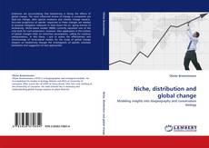 Buchcover von Niche, distribution and global change