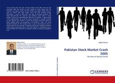Buchcover von Pakistan Stock Market Crash 2005