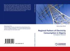 Обложка Regional Pattern of Electricity Consumption in Nigeria