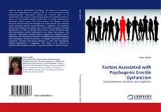 Bookcover of Factors Associated with Psychogenic Erectile Dysfunction