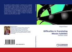 Copertina di Difficulties in Translating Movies Subtitles