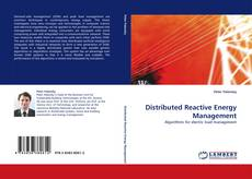 Buchcover von Distributed Reactive Energy Management