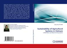 Bookcover of Sustainability of Agricultural Systems in Vietnam