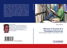 Africans in Pursuit of a Theological Doctorate的封面