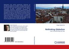 Bookcover of Rethinking Globalism