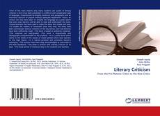 Обложка Literary Criticism