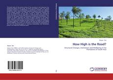 Bookcover of How High is the Road?
