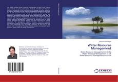Bookcover of Water Resource Management