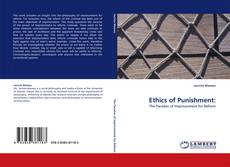 Couverture de Ethics of Punishment: