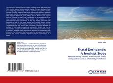 Обложка Shashi Deshpande: A Feminist Study