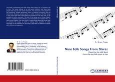 Bookcover of Nine Folk Songs From Shiraz