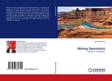 Bookcover of Mining Operations