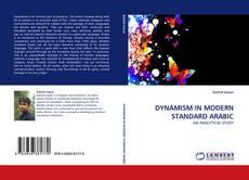 Buchcover von DYNAMISM IN MODERN STANDARD ARABIC