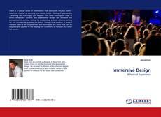 Bookcover of Immersive Design