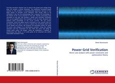 Bookcover of Power Grid Verification
