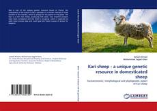 Bookcover of Kari sheep - a unique genetic resource in domesticated sheep