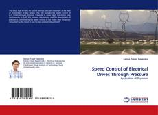 Portada del libro de Speed Control of Electrical Drives Through Pressure