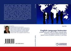 Bookcover of English Language Instructor