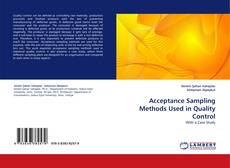 Обложка Acceptance Sampling Methods Used in Quality Control